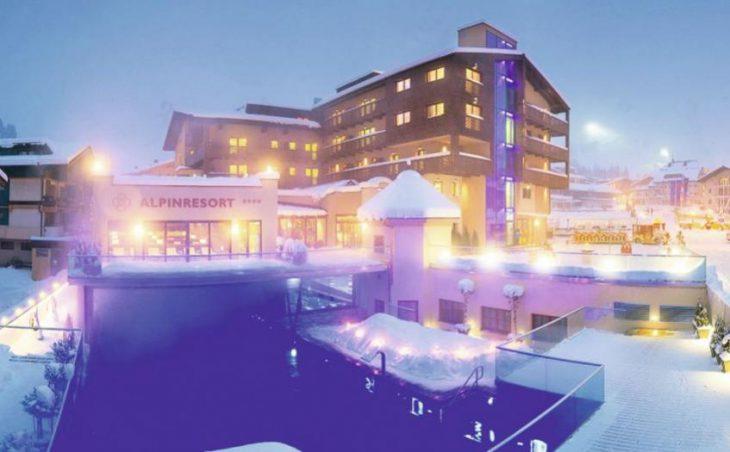 Alpin Resort Sport & Spa in Saalbach , Austria image 12