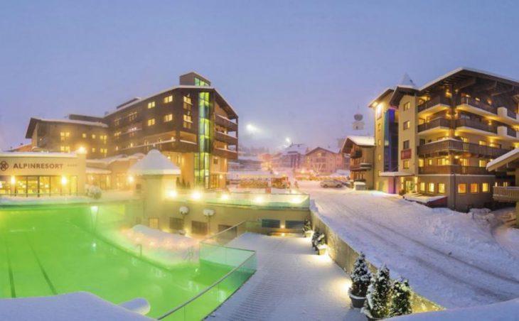 Alpin Resort Sport & Spa in Saalbach , Austria image 1