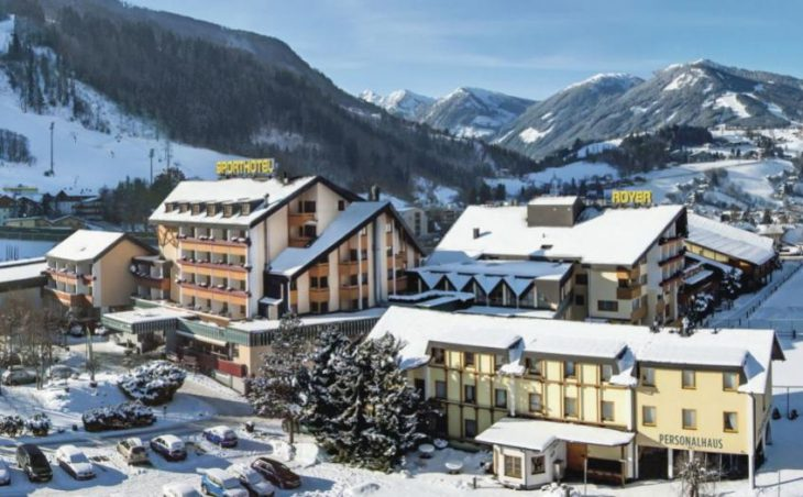 Sporthotel Royer in Schladming , Austria image 1