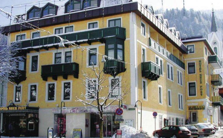 Hotel Neue Post in Schladming , Austria image 1