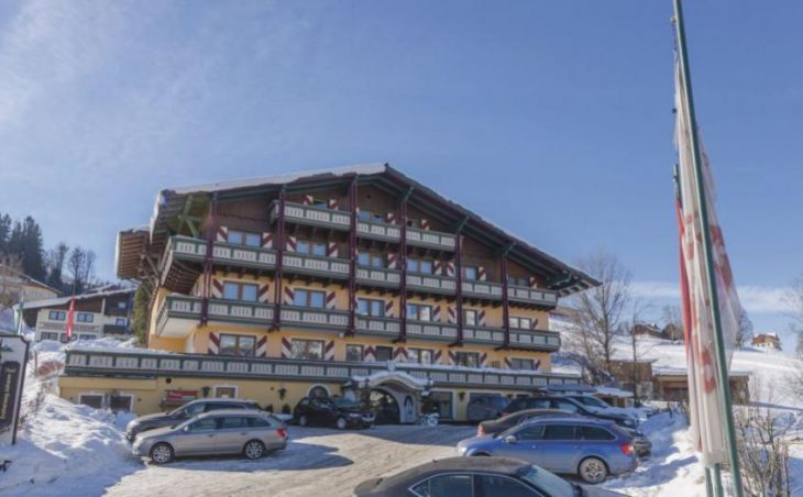 Alpenhotel Erzherzog Johann in Schladming , Austria image 1