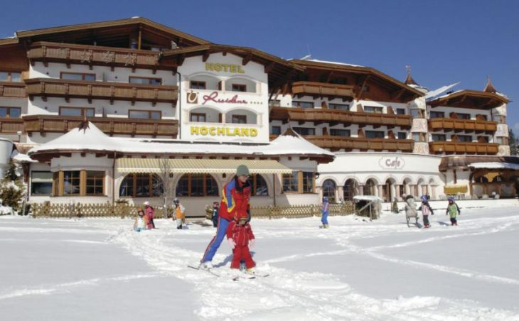 Hotel Residenz Hochland in Seefeld , Austria image 1