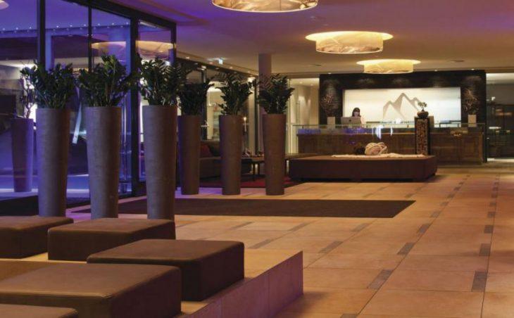 Hotel Bergland in Solden , Austria image 5