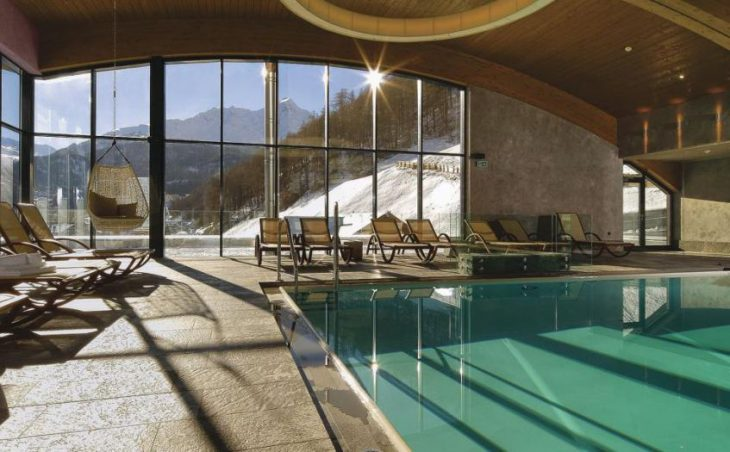 Hotel Bergland in Solden , Austria image 6