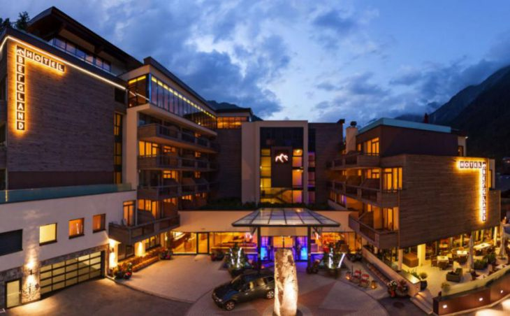 Hotel Bergland in Solden , Austria image 1