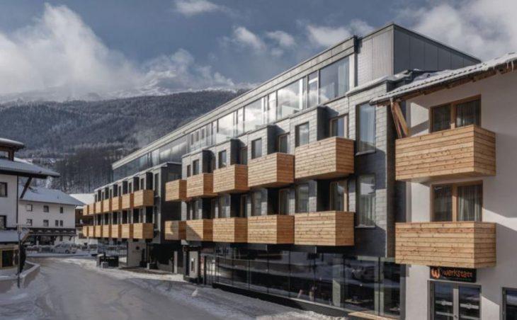 Die Berge Lifestyle Hotel in Solden , Austria image 1