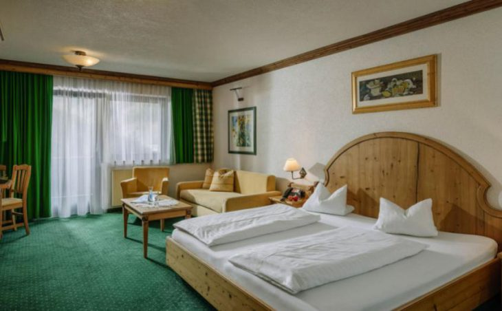 SportHotel Alpina in Solden , Austria image 2
