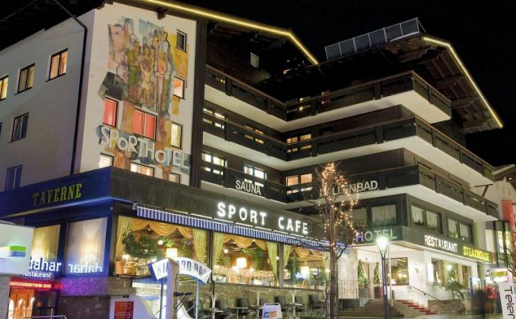SportHotel St Anton in St Anton , Austria image 1