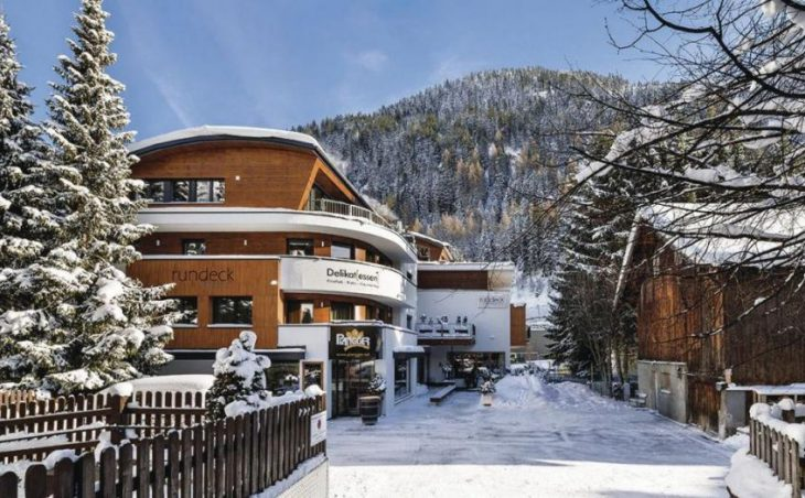 Garni Hotel Rundeck in St Anton , Austria image 3