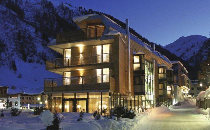 Ski Hotel Galzig in St Anton , Austria image 6