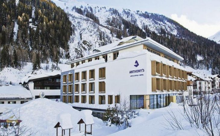 Anthony's Hotel in St Anton , Austria image 1