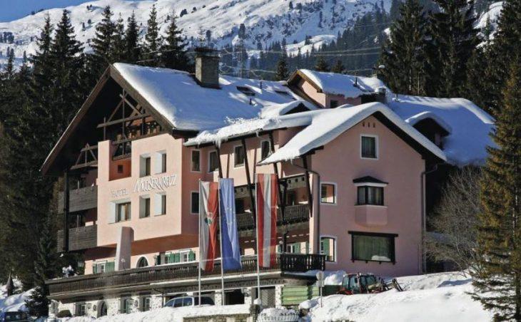 Hotel Mooserkreuz in St Anton , Austria image 1