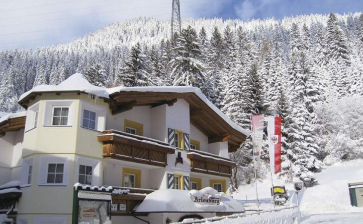 Arlen Lodge Hotel in St Anton , Austria image 1