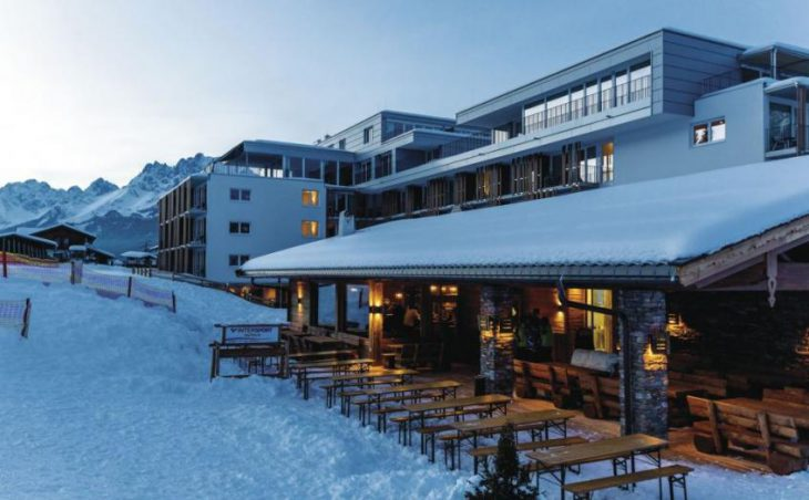 lti alpenhotel Kaiserfels in St Johann , Austria image 4