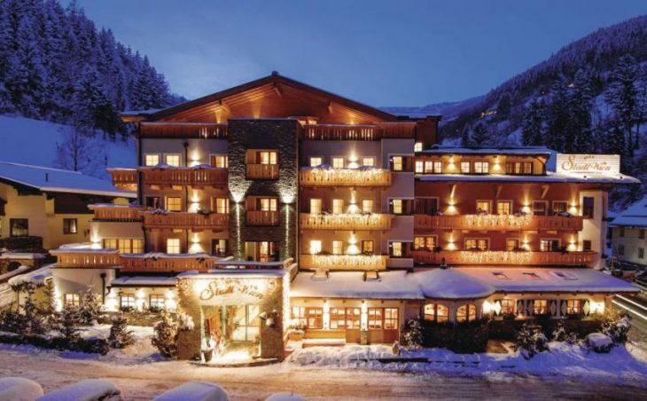 Hotel Stadt Wien in Zell am See , Austria image 1