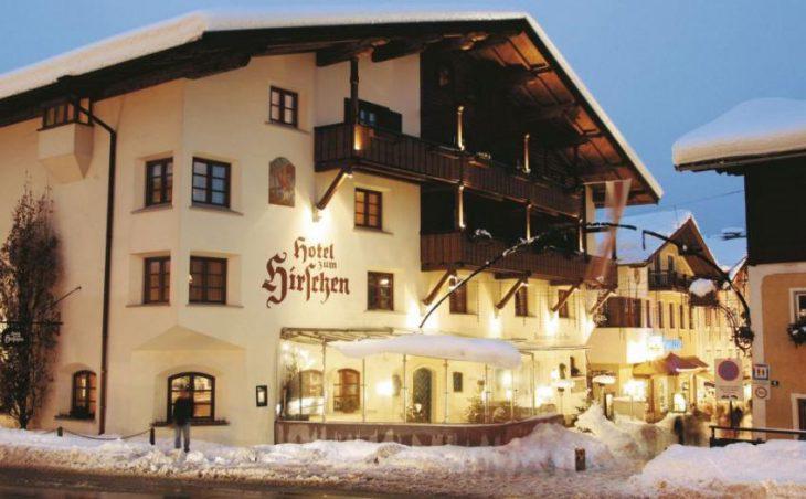 Hotel Zum Hirschen in Zell am See , Austria image 1