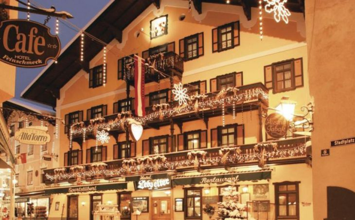 Hotel Lebzelter in Zell am See , Austria image 1