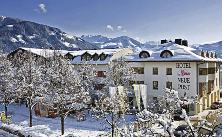 Hotel Neue Post in Zell am See , Austria image 1