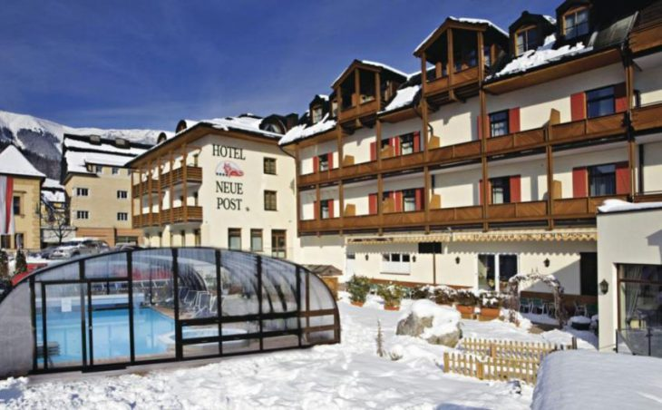 Hotel Neue Post in Zell am See , Austria image 4