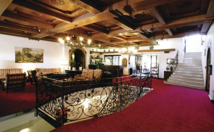 Hotel Neue Post in Zell am See , Austria image 11