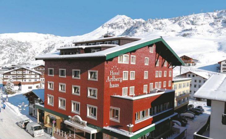 Hotel Arlberghaus in Zurs , Austria image 1
