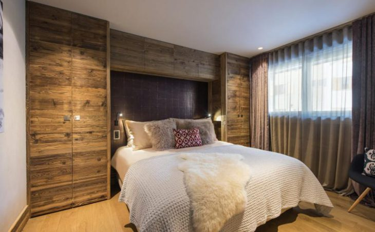 Chalet Agate, Verbier, Double Bedroom 3