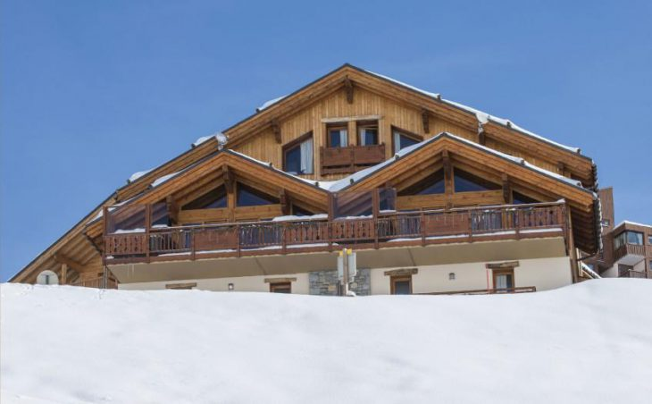 Chalet Aigrette (Family) in Les Menuires , France image 1