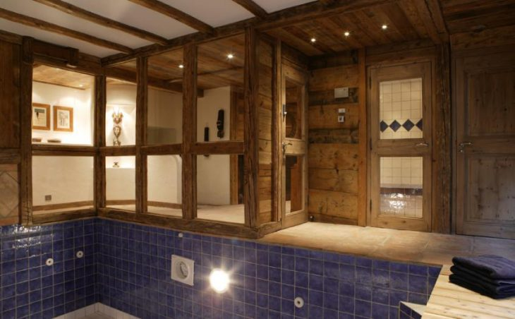 Chalet Alice, Val dIsere, Pool