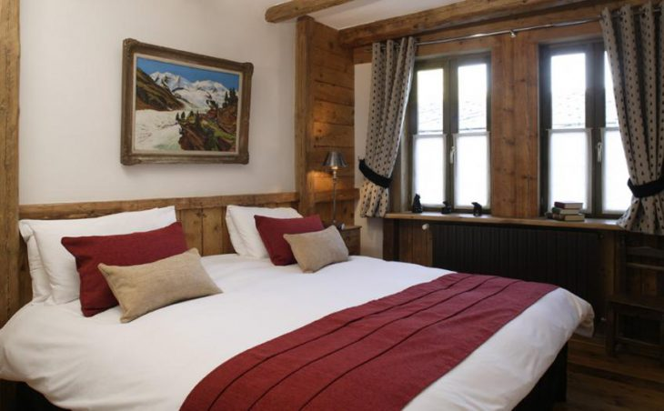 Chalet Alice, Val dIsere, Bedroom 4