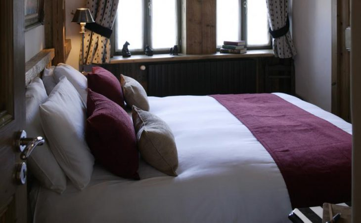 Chalet Alice, Val dIsere, Bedroom 5