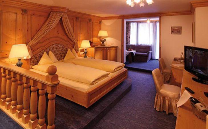 Hotel Alpenland, Obergurgl, Suite