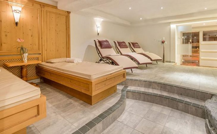 Hotel Alpenland, Obergurgl, Relaxation room