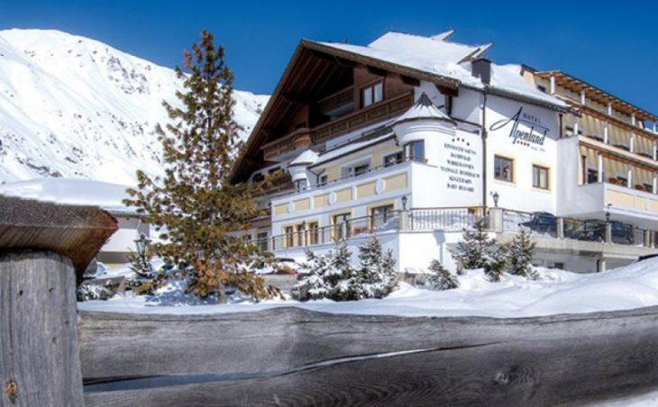 Hotel Alpenland, Obergurgl, Exterior