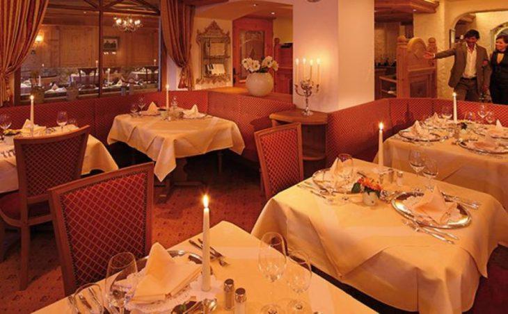 Hotel Alpenland, Obergurgl, Restaurant