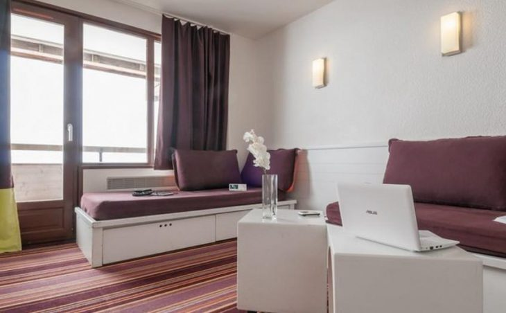 Antares, Avoriaz, Lounge 4