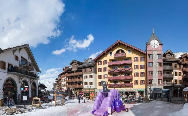 Arc 1950 Le Village Exclusive in Les Arcs , France image 1