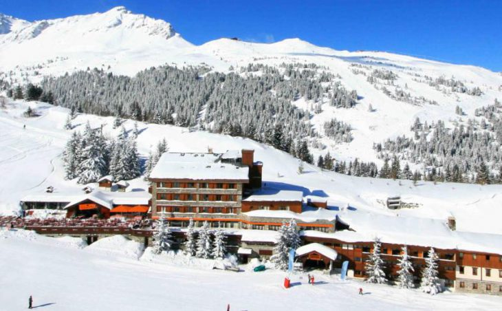 Hotel Courcheneige in Courchevel , France image 1