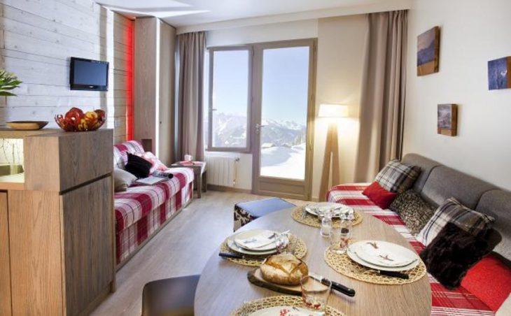 Atria-Crozats, Avoriaz, Double Bedroom 2