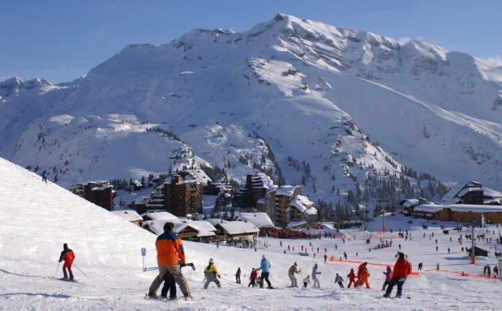 Avoriaz Ski Resort France 2