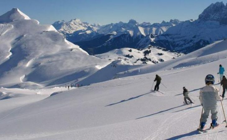 Avoriaz Ski Resort France 4
