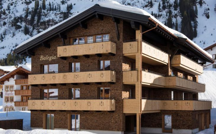 Balegia Apartment 3 in Lech , Austria image 1