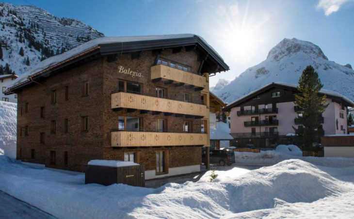Balegia Apartment 4 in Lech , Austria image 1
