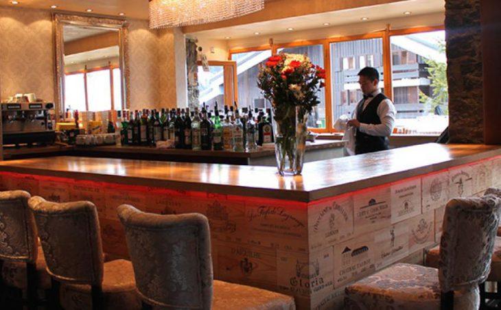 Hotel Solaria, Ischgl, Bar