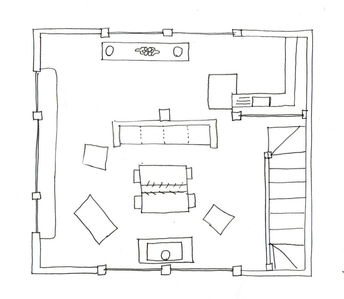 Ferme St Christophe Samoens Floor Plan 4