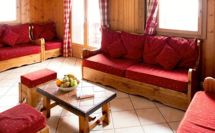 Chalet Becoin in La Plagne , France image 3