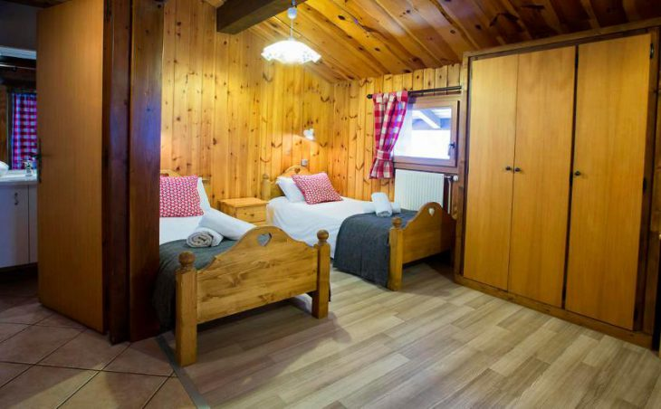 Chalet Becoin in La Plagne , France image 14