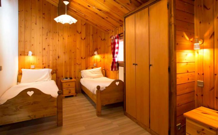 Chalet Becoin in La Plagne , France image 5