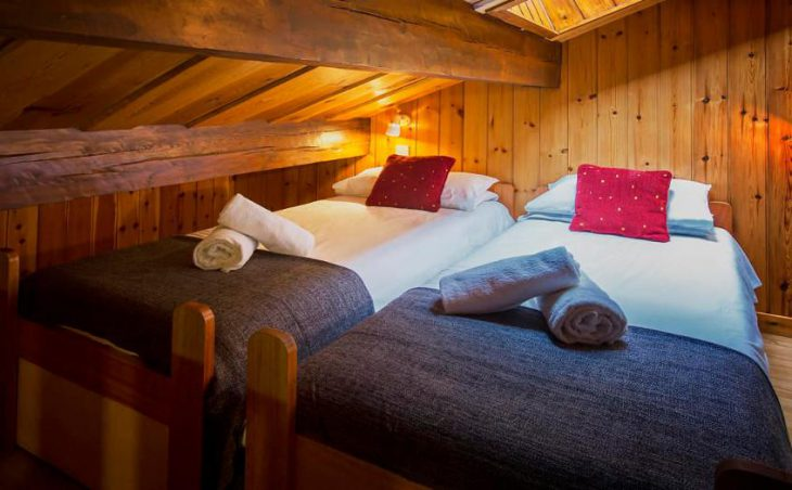 Chalet Becoin in La Plagne , France image 6