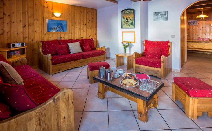 Chalet Becoin in La Plagne , France image 7