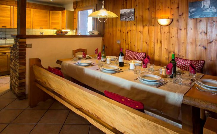 Chalet Becoin in La Plagne , France image 10